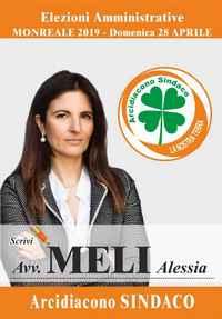 Alessia Meli - amministrative 2019
