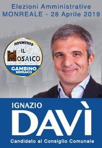 Ignazio Davì - 2019