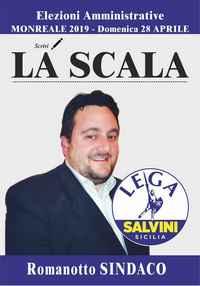Vincenzo La Scala - amministrative 2019