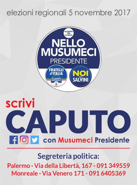 Mario Caputo 2017