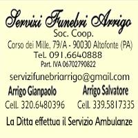 Arrigo Onoranze Funebri - Altofonte