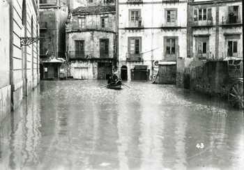 Amarcord, l'alluvione di Palermo del 1931 nelle foto Lo ...